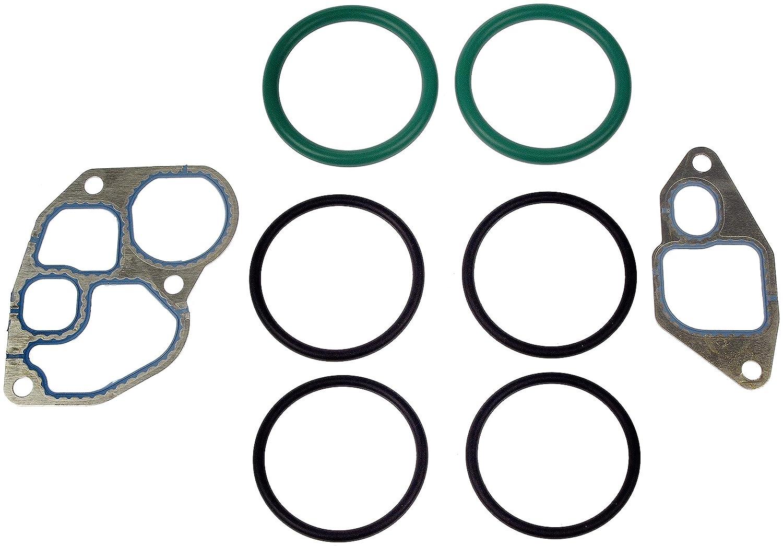 Amazon.com: Dorman 904-224 Oil Cooler Gasket Kit: Automotive