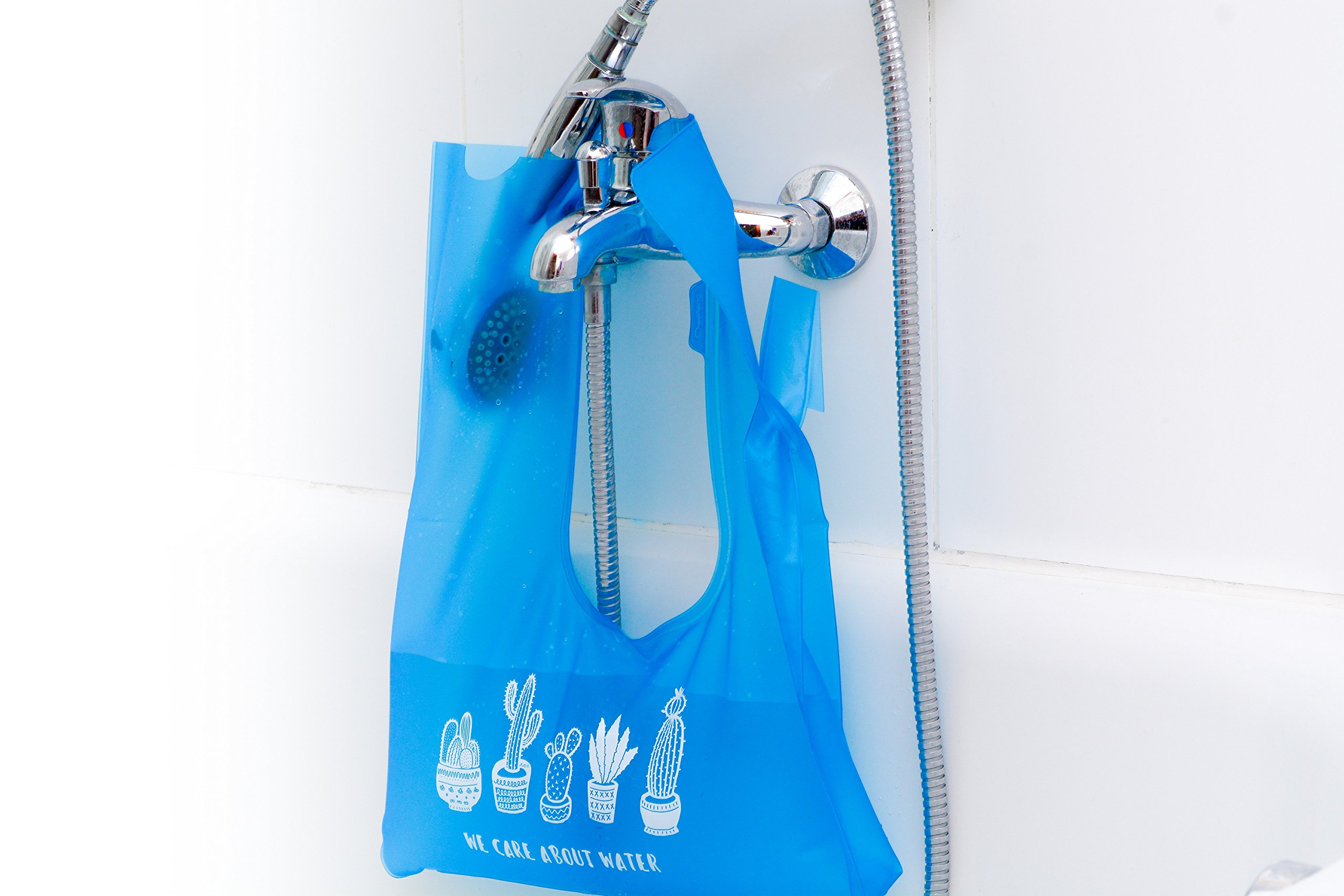 MEP - 3 Liter Portable Water Carrier Bag,Indoor,Outdoor,Camping,Cleaning,Irrigation, Sport,Storage, Folding Water Bag