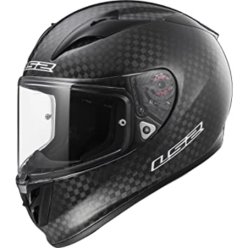 LS2 Casco Moto FF323 Arrow c Evo, Gloss Carbon, 4 x l