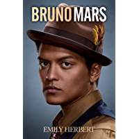 Bruno Mars book cover