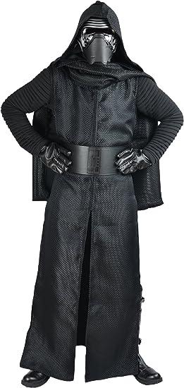 Star Wars El Despertar de la Fuerza Kylo Ren Disfraz Incluye ...