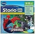 Vtech - 273005 - Jeu Pour Tablette - Hd Storio - Spiderman