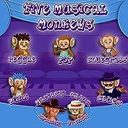 Five Little Monkeys (Pop)