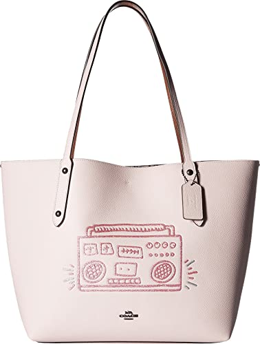 Shopping Bags - Keith Haring Market Tote Ice Pink - rose - Shopping Bags for ladies Coach e8ZYK1Q4sw