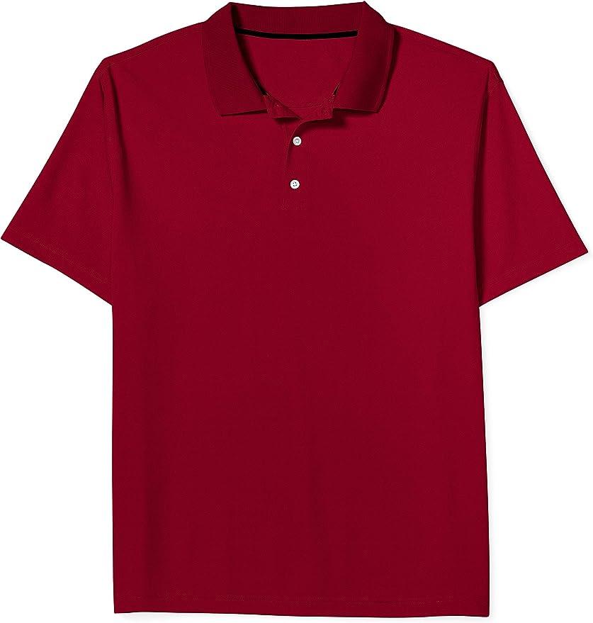 100/% PLAIN NO LOGOS ANYWHERE Mens Classic Polo T Shirts Size XS to 6XL 101