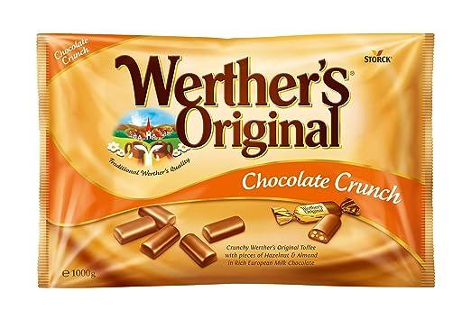 Werthers Original, Dulce de chocolate - 1000 ...