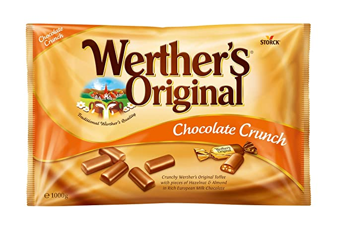 Werthers Original, Dulce de chocolate - 1000 ...