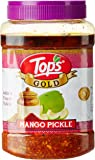 Tops Gold Mango Pickle Pet Jar, 1kg