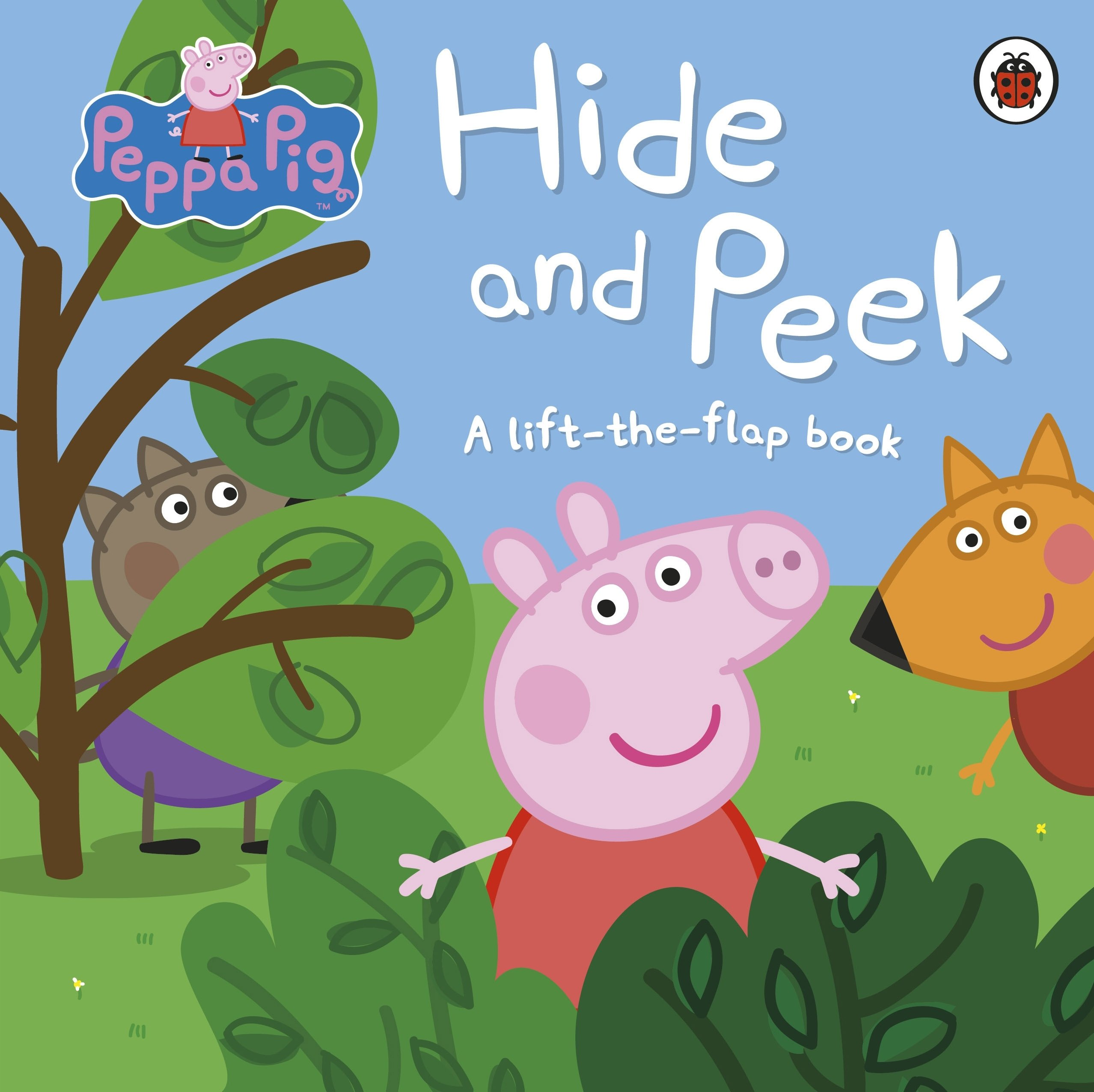 Peppa Pig: Hide and Peek: A Lift-the-Flap book