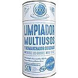 Limpiador Multiusos y Blanqueador Oxigenado. Ecológico, hipoalergénico, libre de químicos dañinos. Sin perfumes.