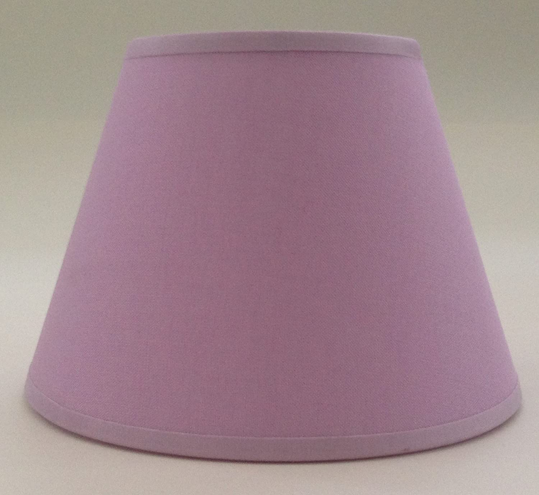 Kleine lila Kerze Clip auf Lampenschirm Deckenleuchte Kronleuchter ...