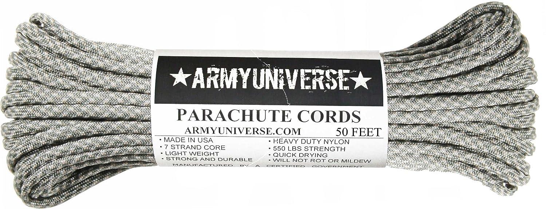 Amazon.com   Army Universe 550LB Nylon US Paracord Rope 50 Feet (ACU  Digital Camo)   Tactical Paracords   Sports   Outdoors 1e6bd968066