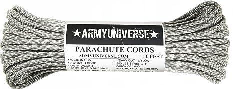 Amazon.com   Army Universe 550LB Nylon US Paracord Rope 50 Feet (ACU ... 003ff78b5b7