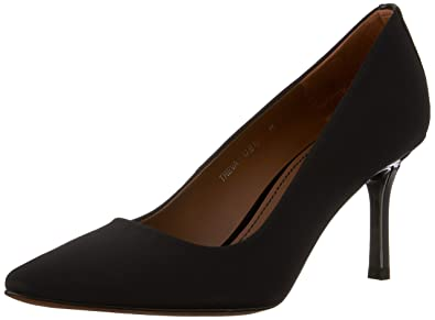 Donald J Pliner Womens Rome Pointed Toe Classic Pumps Black Size 5.0