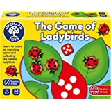 Orchard Toys 100016 The Game of Ladybirds