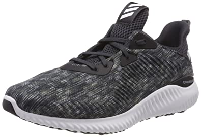 100% authentic 1fc7a c11c9 adidas Alphabounce Space Dye Running Shoes - Mens - GreyBlackWhite - UK