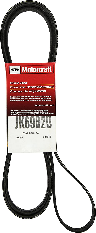 Motorcraft JK6982D Serpentine Belt