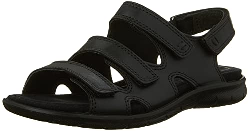 ECCO Babett Sandal Womens Sandals Black BLACK1001 253 UK