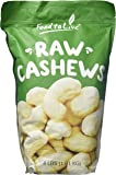 Food to Live Cashews (Whole, Raw) (4 Pounds)