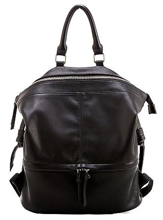Amazon.com  Like Dreams Daphne Backpack(Black)  Clothing ff564bb0fd679