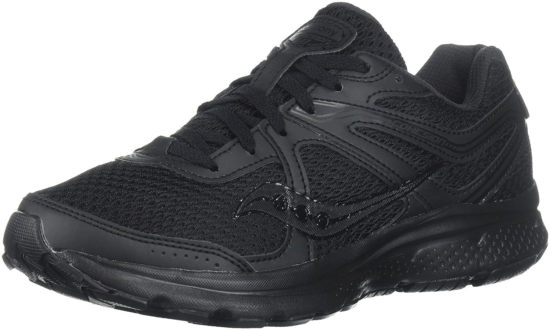 【SALE】 Saucony Women's Grid Cohesion 11 Ankle-High B Grid Mesh Saucony Running Shoe B071JMDBJ6 ブラック 7.5 B US Womens 7.5 B US Womens|ブラック, セルフメディコム株式会社:98f99c36 --- a0267596.xsph.ru