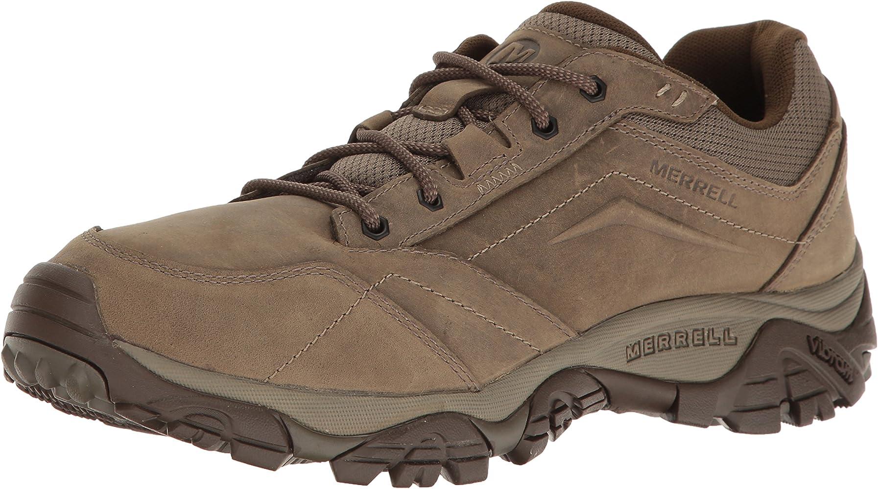 9ecab1b3bf Men's Moab Adventure LACE Hiking Shoe, Boulder, 11.5 M US