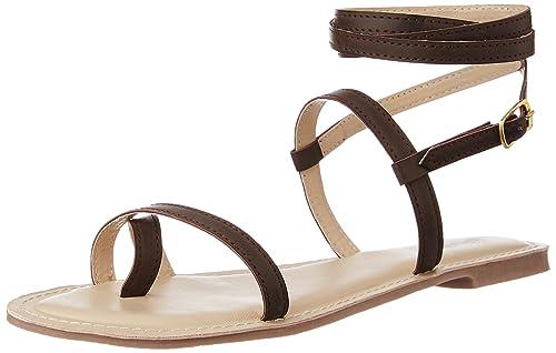 Lavie Women's Fashion Sandals - 3 UK/India (36 EU) Fashion Sandals at amazon