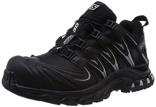 Salomon XA Pro 3D GTX - Scarpe da Trail Running Donna, Nero (Black/