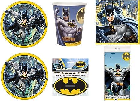 Party Store Web by Hogar Dulce Hogar Batman Juego de decoración de ...