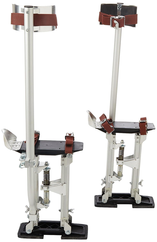 Zancos de gran altura regulables para alba/ñiles o yeseros 38,1-58,4 cm Bon 15-352