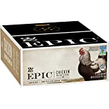 EPIC Chicken Sesame BBQ Protein Bars, Whole30, 12 Count Box 1.5oz bars