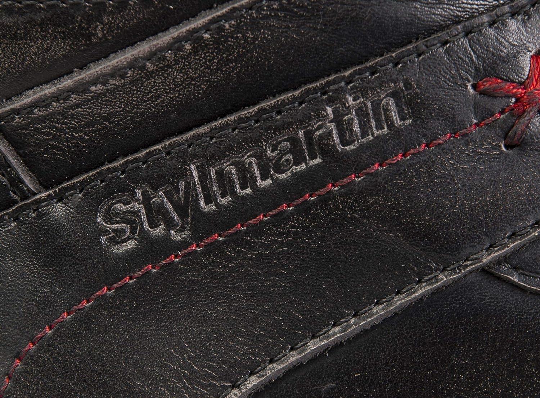 Stylmartin Motorrad Schuhe Iron Schuhe Black-38