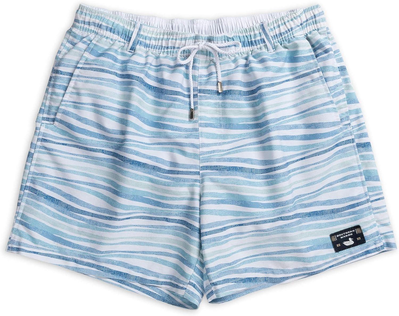 Shoals Seawash Swim Trunk - Waves