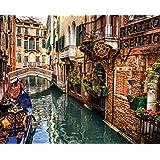 Springbok's 1000 Piece Jigsaw Puzzle Sempione Italy