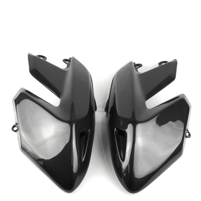 Coperchi laterali in carbonio per Ducati 796 1100 Hypermotard