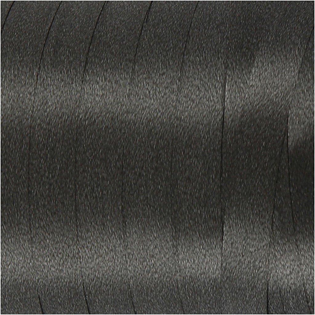 Creativ Company Ruban cadeau, l  10 mm, noir, 250 m 20213 27aefd44131