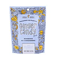 Gem Gem Ginger Candy Chewy Ginger Chews (Original, 5.0oz, Pack of 1)