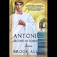 Antonius: Second in Command (The Antonius Trilogy)