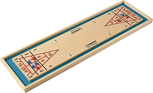 Carrom Shuffleboard Game - Best For Outdoor Use