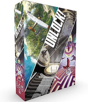 Space Cowboys Juego de Mesa Desbloquear: Amazon.es: Juguetes y juegos