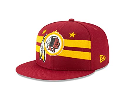 beste online baby nieuwe specials New Era Washington Redskins 2019 NFL Draft Official On-Stage 59FIFTY Fitted  Hat
