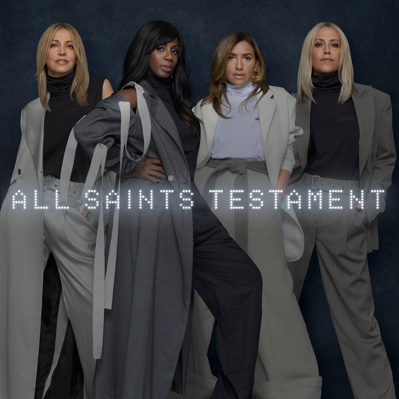 CD : All Saints - Testament (United Kingdom - Import)