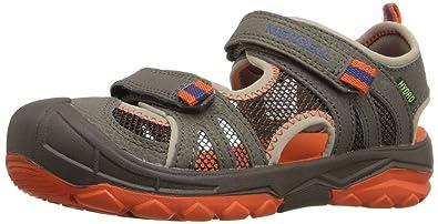 7147267b5c2c Merrell Hydro Rapid Water Sandal (Toddler Little Kid Big Kid)