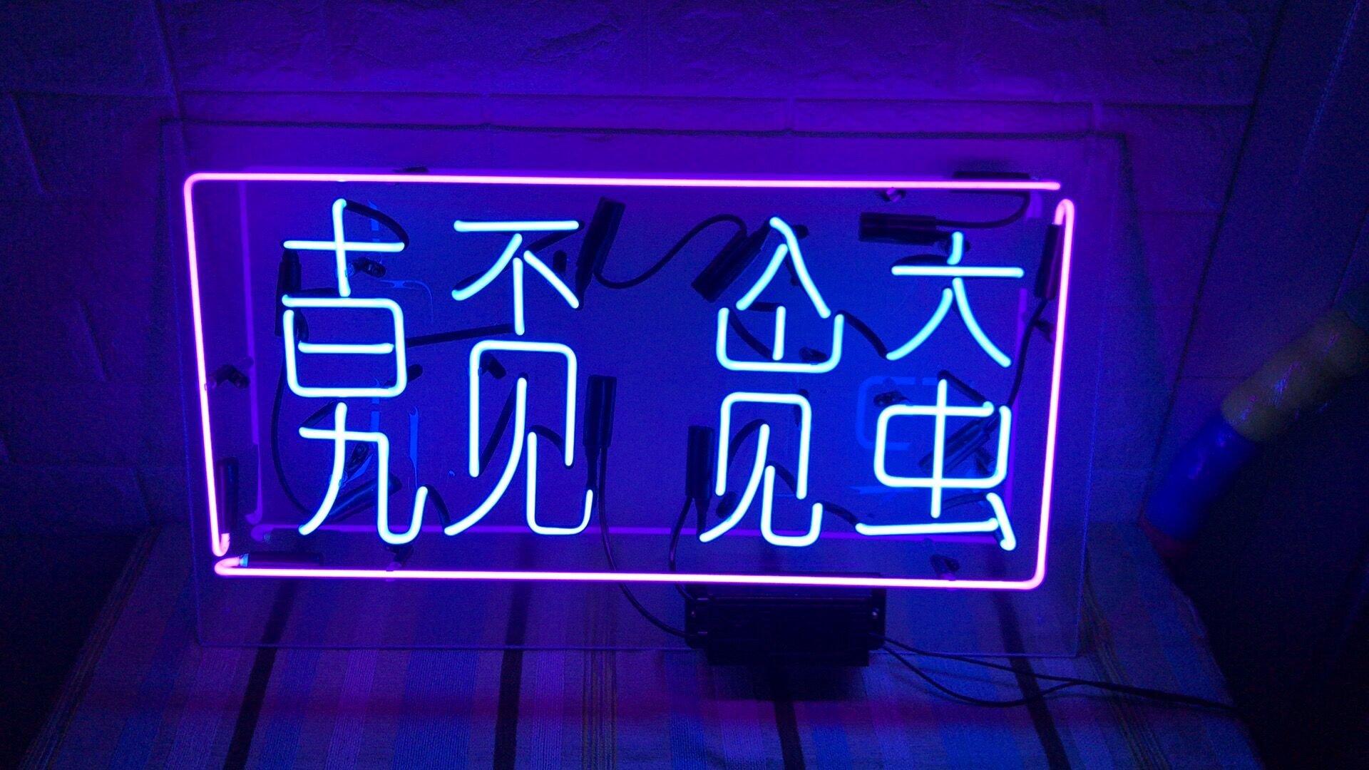 Neon Light Sign Custom Funny Wall Decor Lamp Light 24X11 Inches