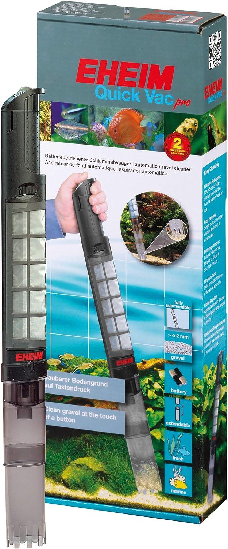 Eheim 3531000 Barro absauger Quick Vac Pro, operativos batería: Amazon.es: Productos para mascotas
