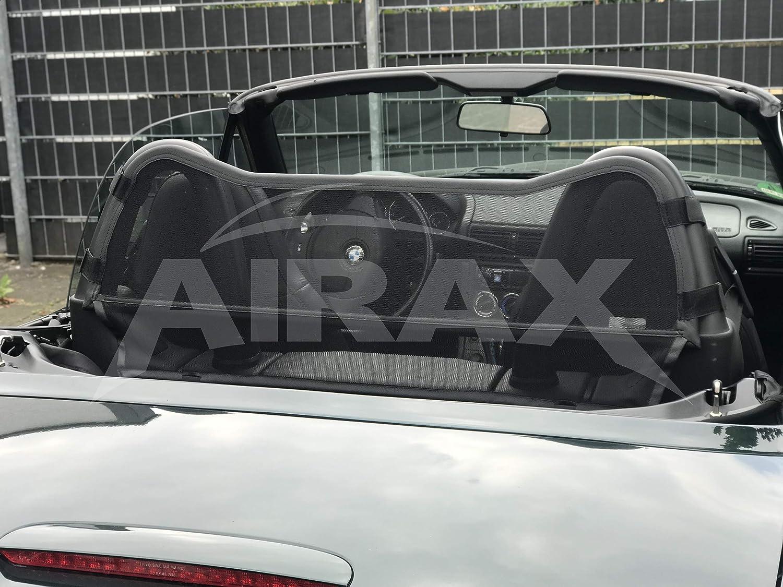 Airax Windschott f/ür Z3 M Original B/ügel Windabweiser Windscherm Windstop Wind deflector d/éflecteur de vent