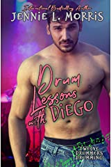 Drum Lessons with Diego: Twelve Drummers Drumming Series Kindle Edition