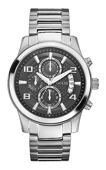 0590858a8a2d Guess Guess - Reloj de cuarzo para hombre