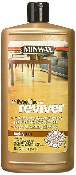 Minwax 609504444 Hardwood Floor Reviver 32 Ounce High Gloss