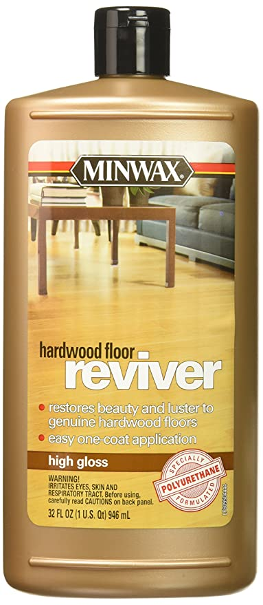 Amazon Minwax 609504444 Hardwood Floor Reviver 32 Ounce High